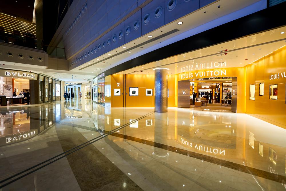 Hong,Kong,-,January,27,,2016:,Louis,Vuitton,Store,At